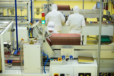 Завод Lotte