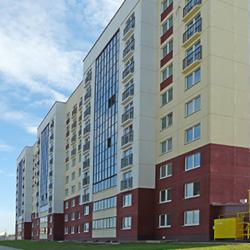 Жилой комплекс «Белорусский квартал» в Балабаново