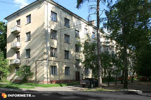 ул. Блохинцева, д.5