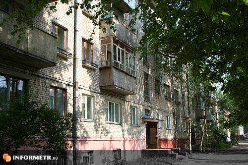 ул. Курчатова, д.8