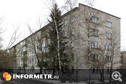 ул. Комарова, д.3