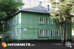 ул. Комсомольская, д.21а