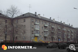 ул. Курчатова, д.2