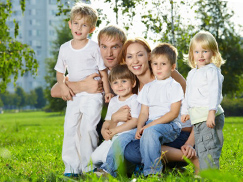 Земли многодетным семьям Калужской области
