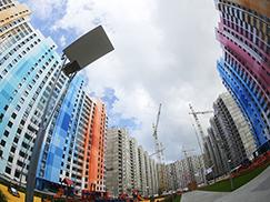 Итоги жилищного строительства в Калужской области за 2017 год