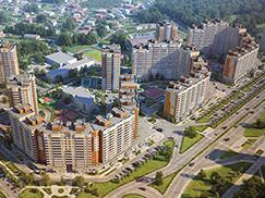 Купить квартиру в Обнинске. Новые кварталы, новые дома